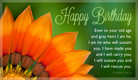 Happy Birthday - Ecard