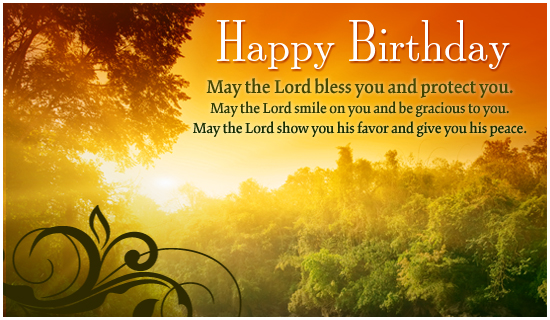 Happy Birthday Religious Quotes. QuotesGram