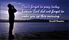 Pray Today - Ecard