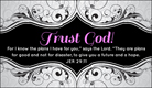 Trust God - Ecard