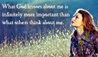 What God Knows - Ecard