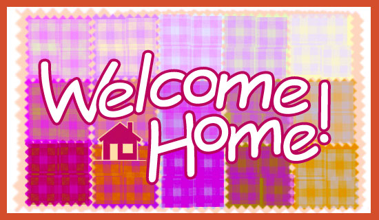Free Welcome Home! eCard - eMail Free Personalized Care