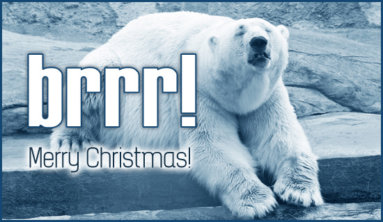 Brrr... Christmas