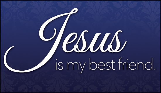 Jesus Best Friend