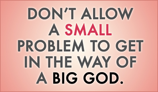 Small Problem