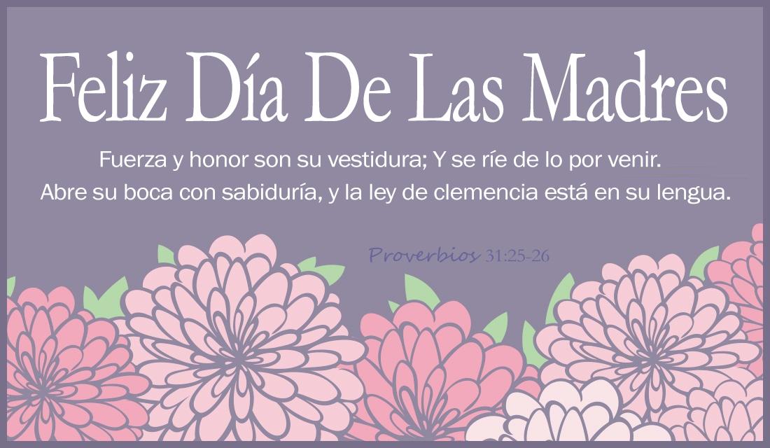 Wallpaper Dia De Las Madres Im 225 Genes D 237 A De La: Tarjetas Critianas De Dia De La Mama Feliz D 237 A De Las