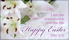 Easter - John 11:25