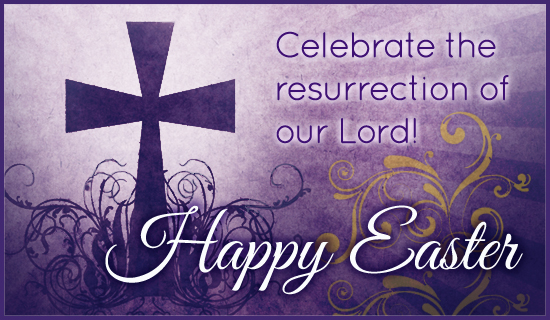 Happy Easter Cross Images