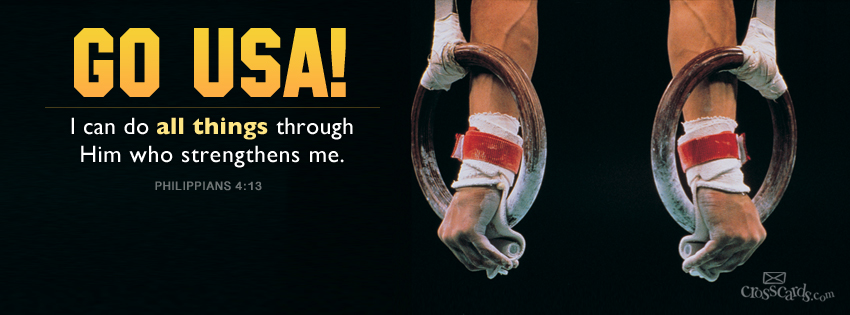 Gymnast  - Facebook Cover