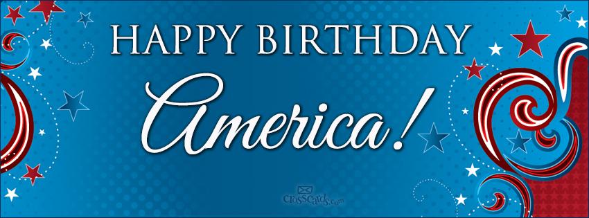 America - Birthday