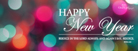 New Year - Facebook Cover