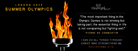 Olympic Flame - Facebook Cover