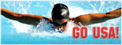 Swimmer - Facebook Cover