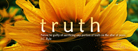 Truth - Facebook Cover