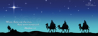 Wise Men - Facebook Cover
