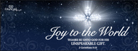 Joy to the World - Facebook Cover
