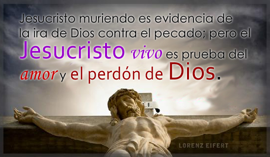 Jesucristo vivo