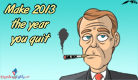 2013 - The Year to Quit