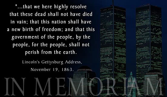 911 Anniversary 2014 25 Quotes And Moments From Sept 11