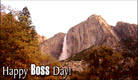 Happy Boss Day! - Ecard