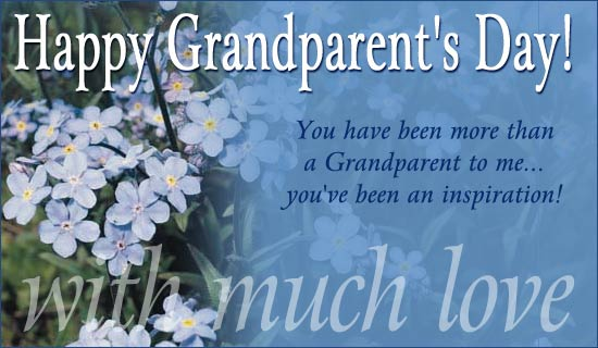 Grandparent's Day Holidays eCards - Free Christian Ecards ...