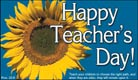 Happy Teacher's Day - Ecard