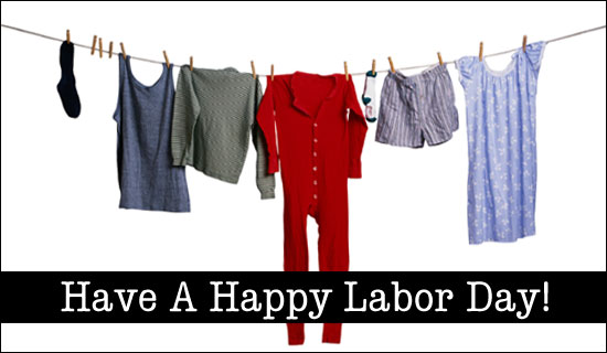 Have A Happy Labor Day