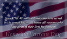 Honoring Veterans Day - Ecard