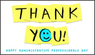 Thank You Smile - Ecard