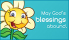 Blessings Abound - Ecard