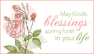 Spring Forth - Ecard