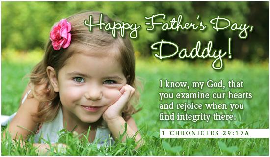 Daddy's Integrity