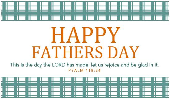 Rejoice, Fathers!
