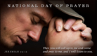 Day of Prayer - Ecard