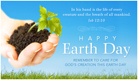 Care for Creation - Ecard