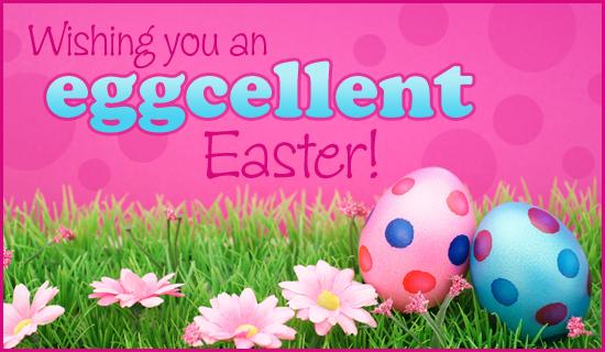Eggcellent Easter