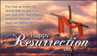 Happy Resurrection Day - Ecard