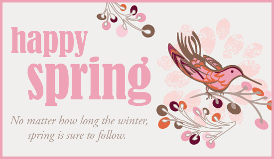 Spring to Follow