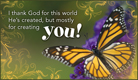 Thank God for You - Ecard
