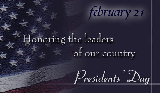 Honoring The Leaders