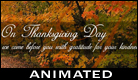 Thanksgiving Prayer - Ecard