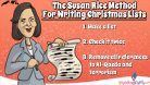 The Susan Rice Christmas List