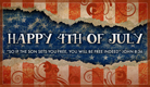 4th of July - Ecard