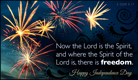 Fireworks - Ecard