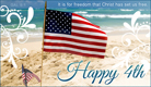 Happy 4th - Ecard