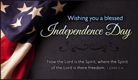 Independence Day - Ecard