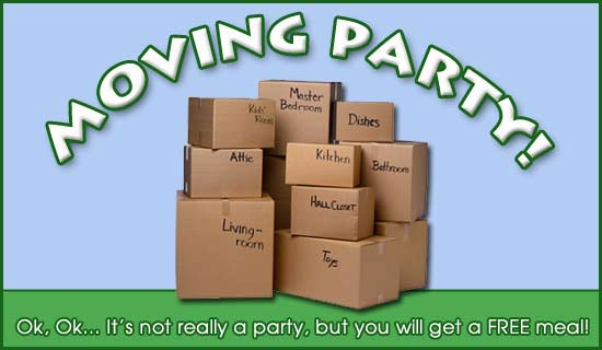 Moving Party - Ecard
