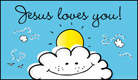 Jesus Loves You - Ecard