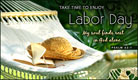 Enjoy Labor Day - Ecard