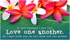 Love One Another - Ecard